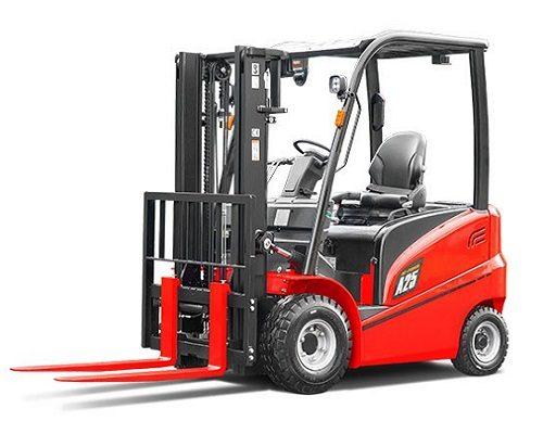 Xe nâng điện 1 – 3.5 tấn