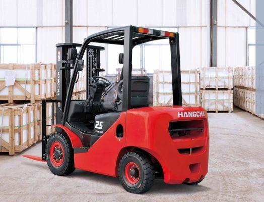 Xe nâng 2 – 3.5 tấn XF Series