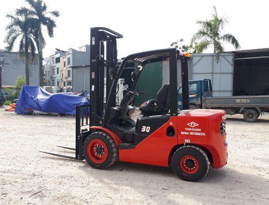 Xe nâng dầu 3 tấn XF Series
