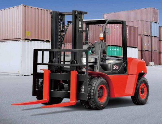 Xe nâng 5 – 7 tấn XF Series