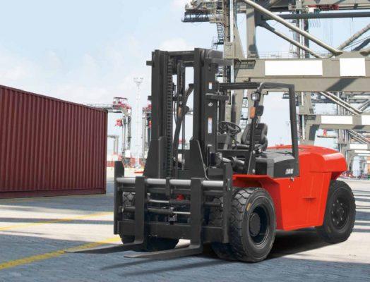 Xe nâng 10 tấn R series