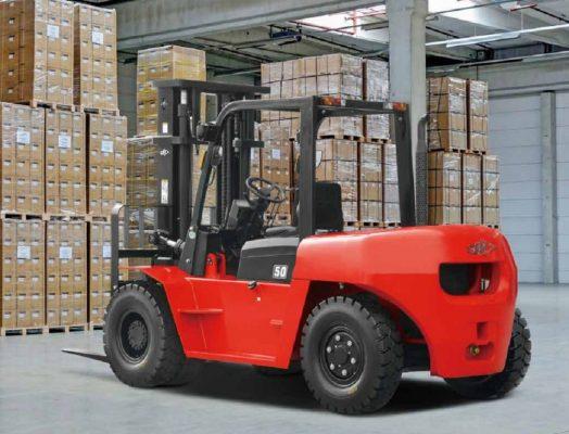 Xe nâng 5 tấn R series
