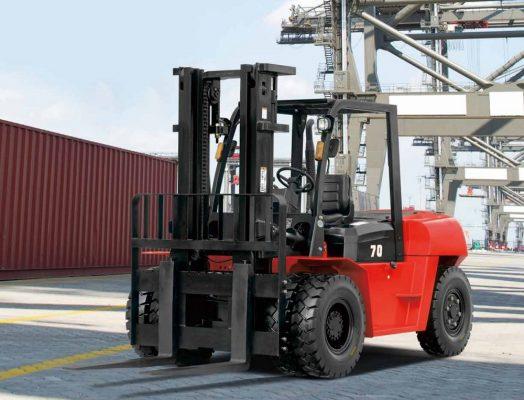Xe nâng 7 tấn R series