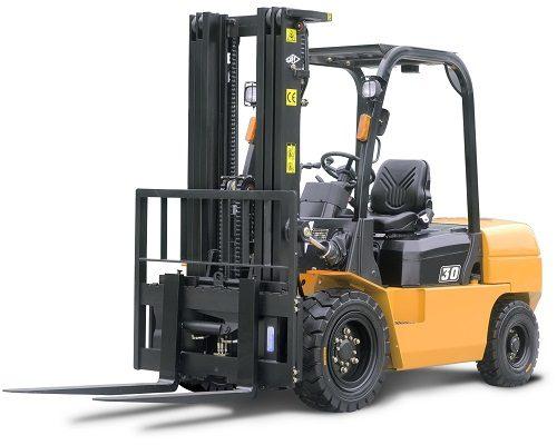 Xe nâng dầu diesel 2-3.5 tấn