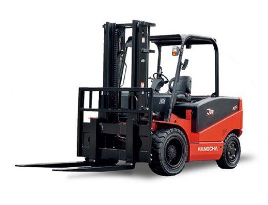 Xe nâng điện 5 – 8 tấn